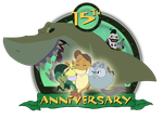The Help! I'm a Fish 15th Anniversary Is Here! by PumpkinSoup