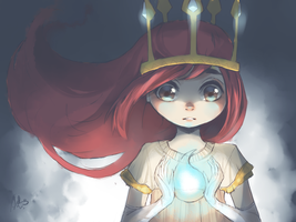Aurora Child of Light by NobodysART