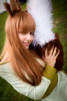 Spice and Wolf - Horo by theDevil-photography