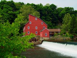 Red Mill 12 by Dracoart-Stock