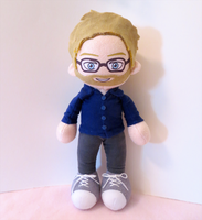 Stephen Merchant by Squisherific