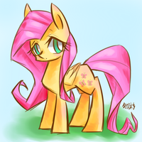 Fluttershy by thisis913