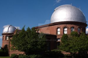 Goodsell Observatory by calebrw