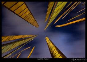 Reach For The Sky 2 by Krannichfeld