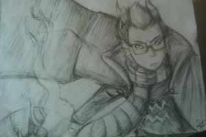 Quick Eridan Picture by tAVROS-tOREADOR
