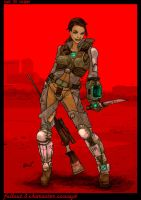 Colors _ invikkdeviant Fallout by DominicFrost