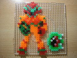 Metroid by Delthora