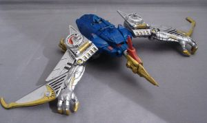Dinobot Swoop Alt Mode by Shinobitron