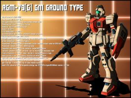 RGM-79GM[G] Ground type profile by zeiram0034
