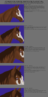Mane Painting Tutorial by chaoticXinsane