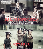 Carol, Luke, Lizzie, Molly e Mika The walking Dead by twdmeuvicio