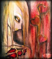 girl. without a heart. by AcrylikDreams