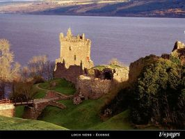 Loch Ness by Connely