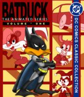 Batduck The Animated Series by buster126