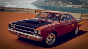 FH2 FAF - Plymouth Roadrunner by RyoFox630