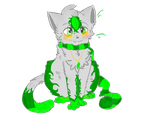 Green, green, it's green they say by Ame-kitten
