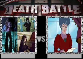 Regan Damien Samara And Esther Vs Lady Tremaine by Normanjokerwise
