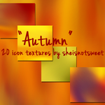 Autumn - icon textures by sheisnotsweet