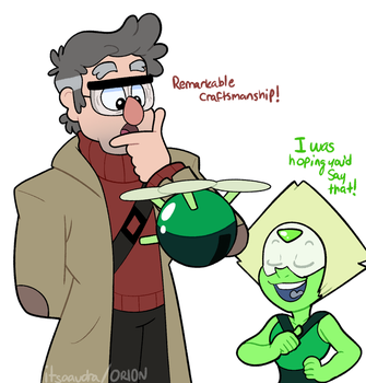 Grunkle Universe - Check it out! by itsaaudra