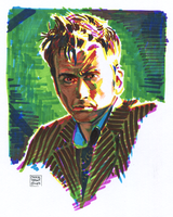 the tenth doctor by characterundefined