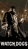 Watch Dogs iPhone Wallpaper by Solar11pro