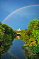 Walt Disney Animal Kingdom Rainbow II by ashamandour