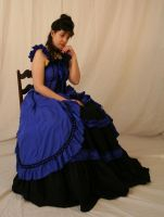 The Victorian Lady 40 by MajesticStock