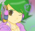 Music colored by Mai-ChanL