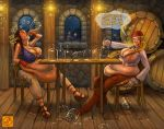 Tipsy Pirates (2/3(C)) by bigbigONda