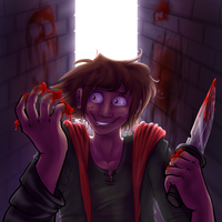 Oooh, Blood by MissusPatches