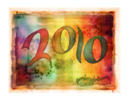 2010: A Year Full of Color by penngregory
