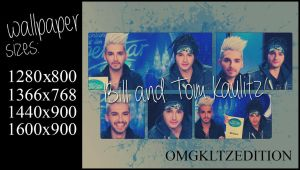 Wall #1 Bill y Tom Dsds by OmgKltzEdition