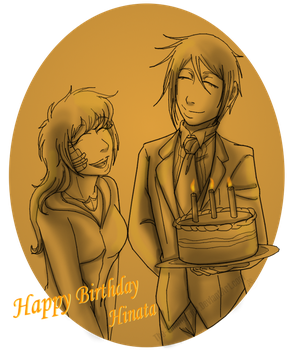 That Butler, Birthday Wishes (Gift) by The-TimeRunner