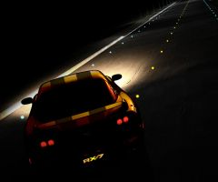 RX-7 In the Dark by HellMilky