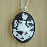 Cullen Crest Necklace by MonsterBrandCrafts