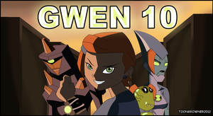Gwen10Club by toongrowner
