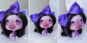 VIP Pet Lilith repaint by prettyinplastic