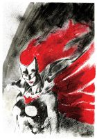 Batwoman by elena-casagrande