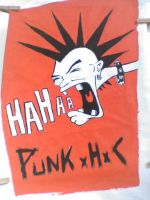 PUNK HC RANCID PATCH by farukpolo