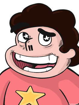 Steven from Steven Universe by JuMoInvasion