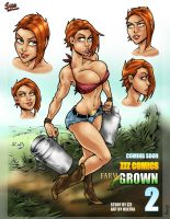 Farm Grown 2 Promo by zzzcomics