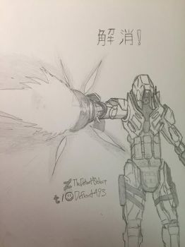 Callsign Reaper by TheDefiantBisharp
