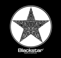 Blackstar Amps - T-Shirt 1 by flatfourdesign