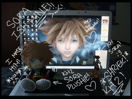 Hehehhee...KH2 Obsessed by elly-chan