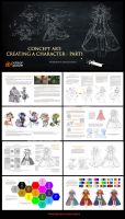 Preview - Character design - part 1 by oione