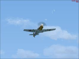 Bf-109 by Weasel102