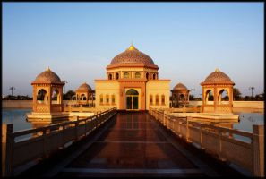 Islamic Architecture by pen-it-black