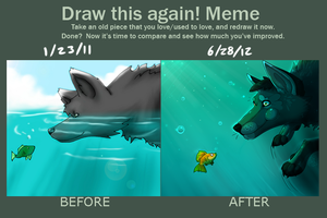 Improvement Meme by Kenny-BS