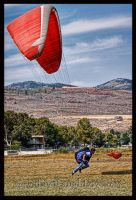 Parasailing 2 by iLiveLaughLove