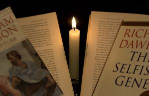 Books by candlelight by cathy001